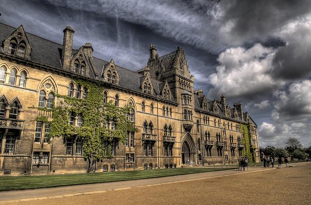 oxford, universiteit