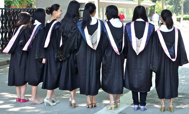 afgestudeerd, universiteit