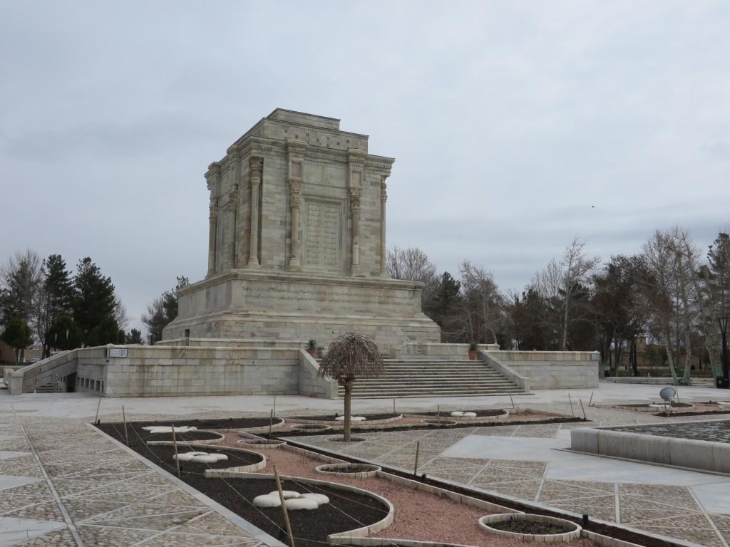 mausoleum, tus, ferdowsi
