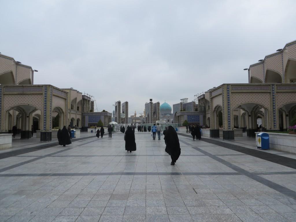 mashhad, heiligdom, imam reza, iran