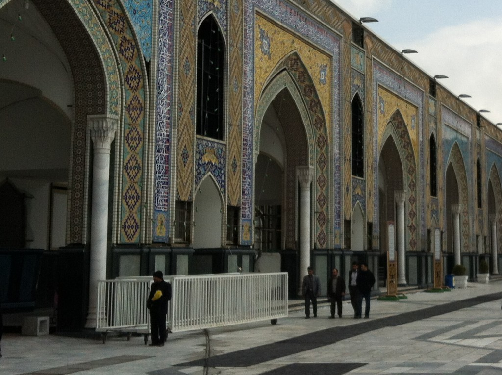 mashhad, imam reza, heiligsdom, iran