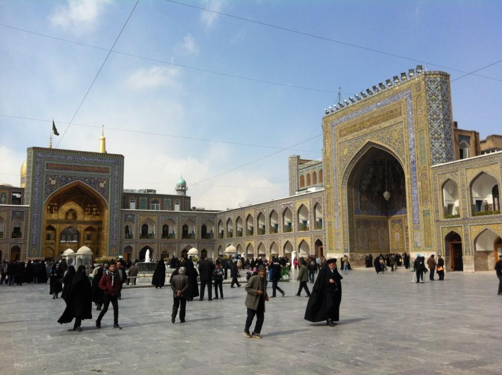 mashhad, imam reza, iran, heiligdom