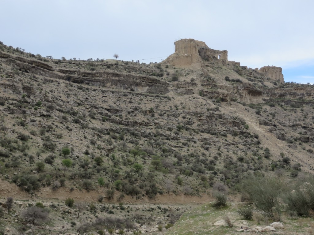 fort, Zagros, Ardashir