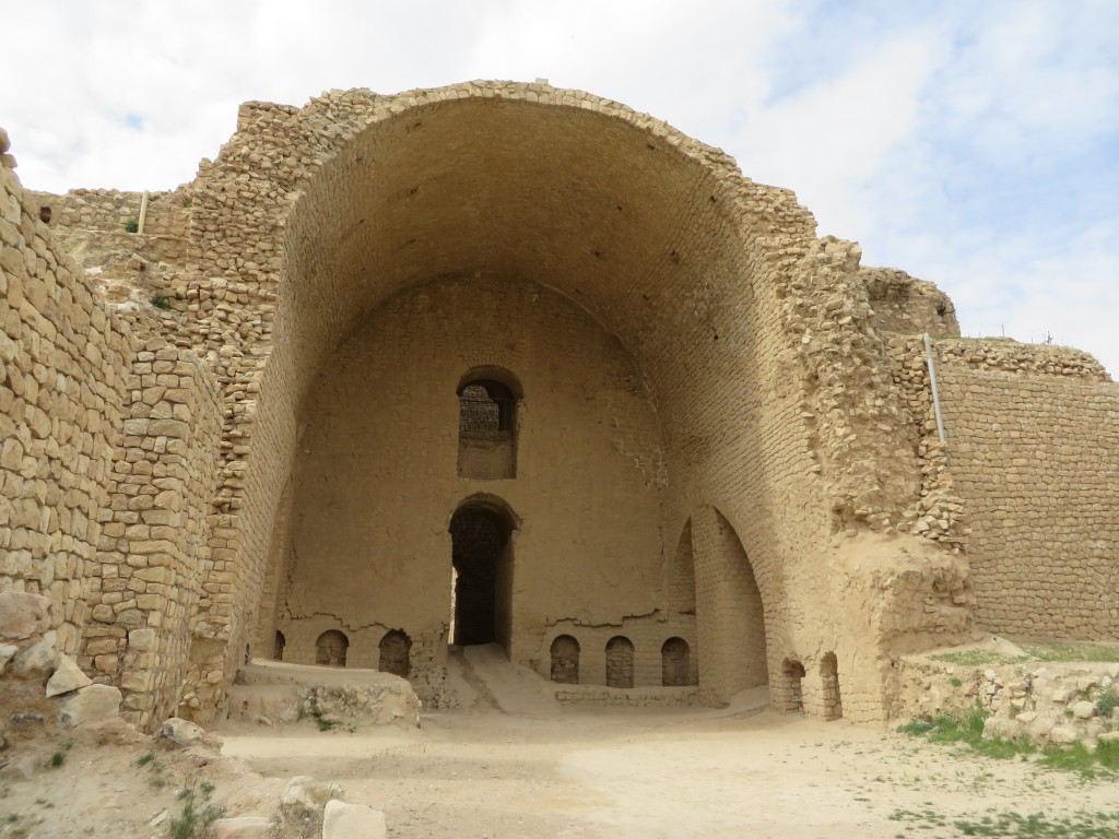 iwan, sassanieden, paleis, ardashir, firuzabad