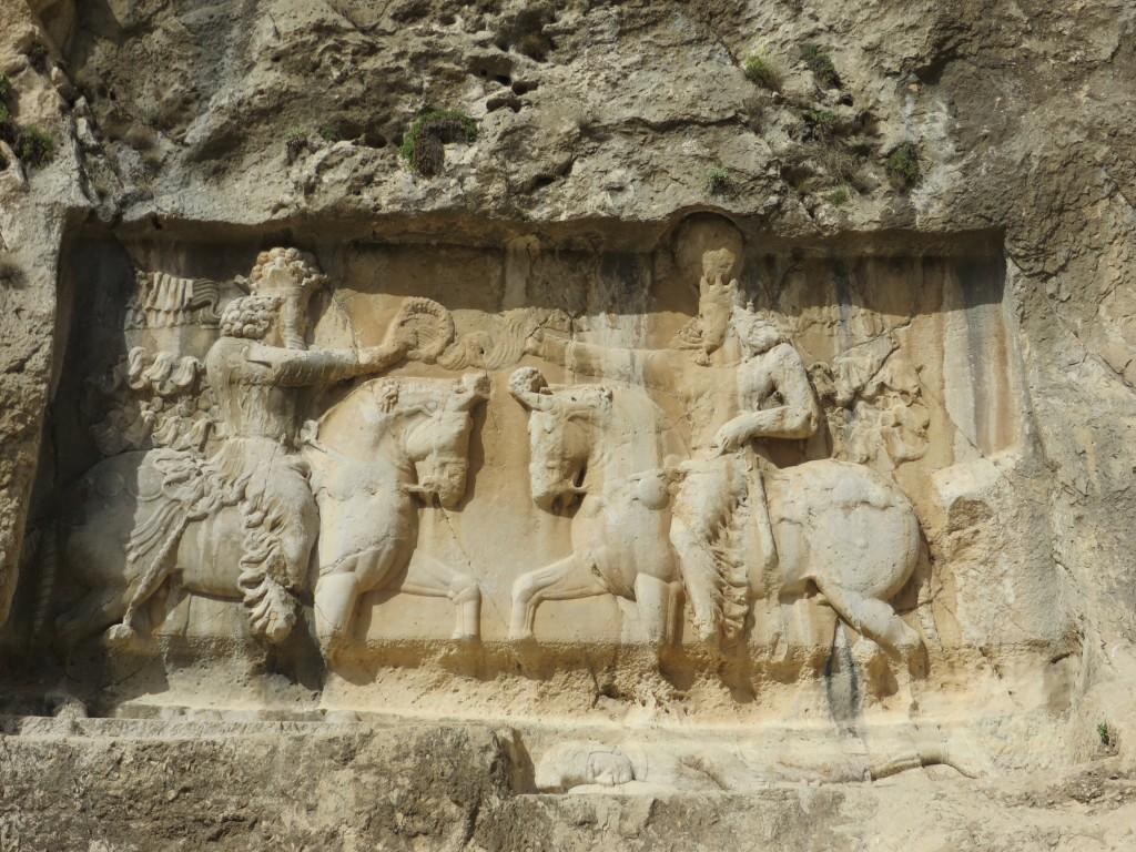 Ahura Mazda, Ardashir, reliëf, Naksh-e-Rustam