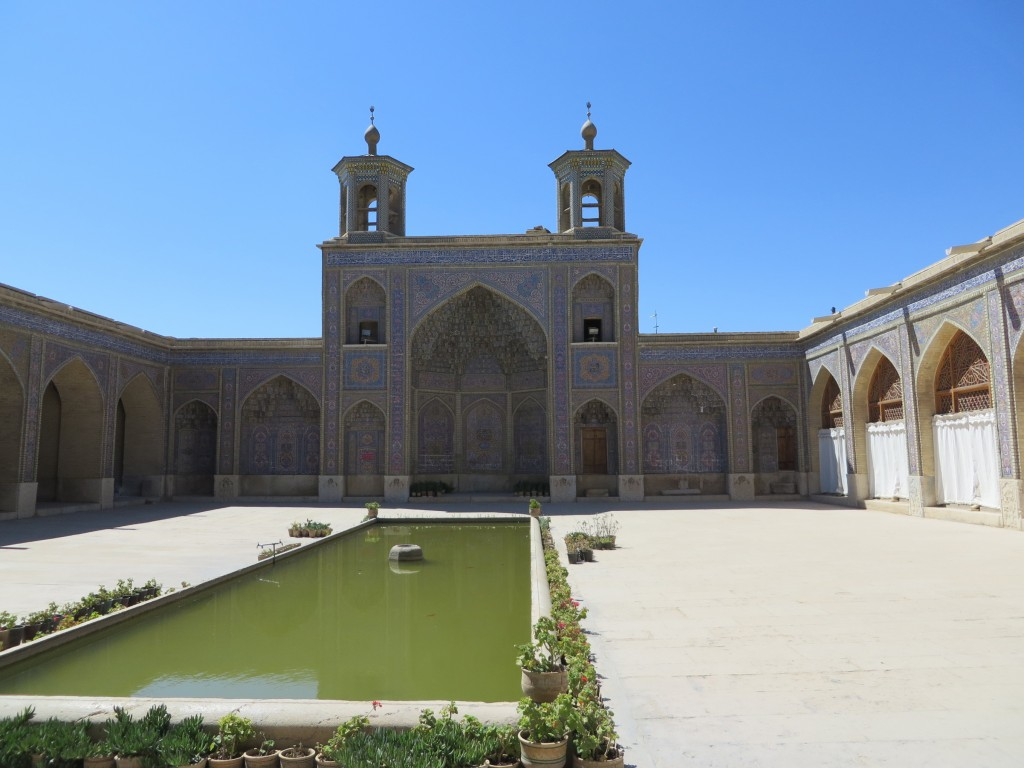 nasir al-molk, roze moskee, shiraz, iran
