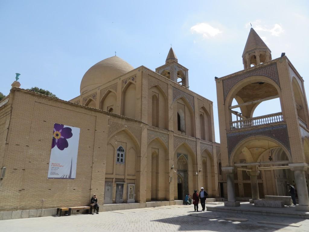 armeense kerk, iran, vank