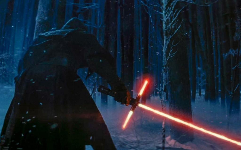 Star Wars, The Force Awakens, Kylo Ren
