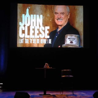 john cleese, last time to see me before i die