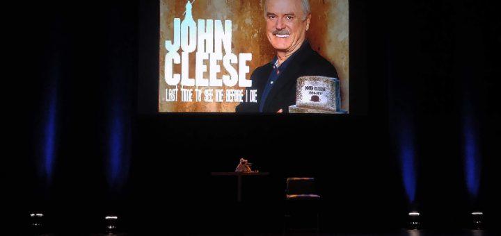 john cleese, last time to see me before i die